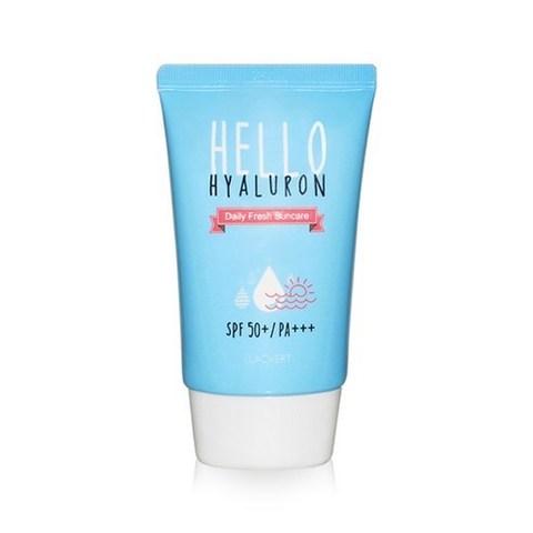 Lacvert hello hyaluron daily sun cream