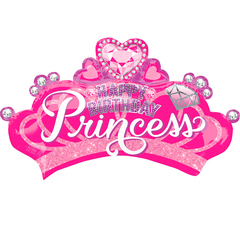 А Корона принцессы с бриллиантами P35, 32