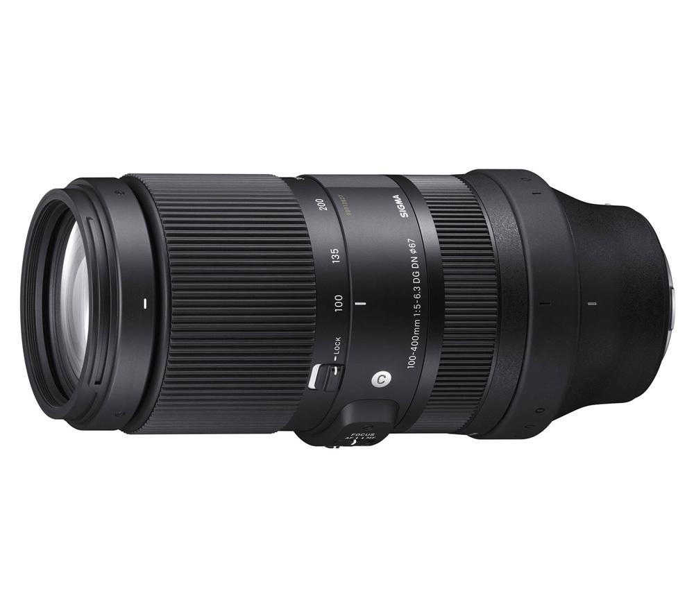 Объектив Sigma AF 100-400mm F/5-6.3 DG DN OS Contemporary для Sony E