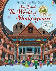 See Inside the World of Shakespeare (board book)