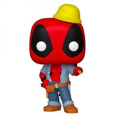 Deadpool 30th Construction Worker (Exc) Funko Pop! Vinyl Figure    Дэдпул Рабочий