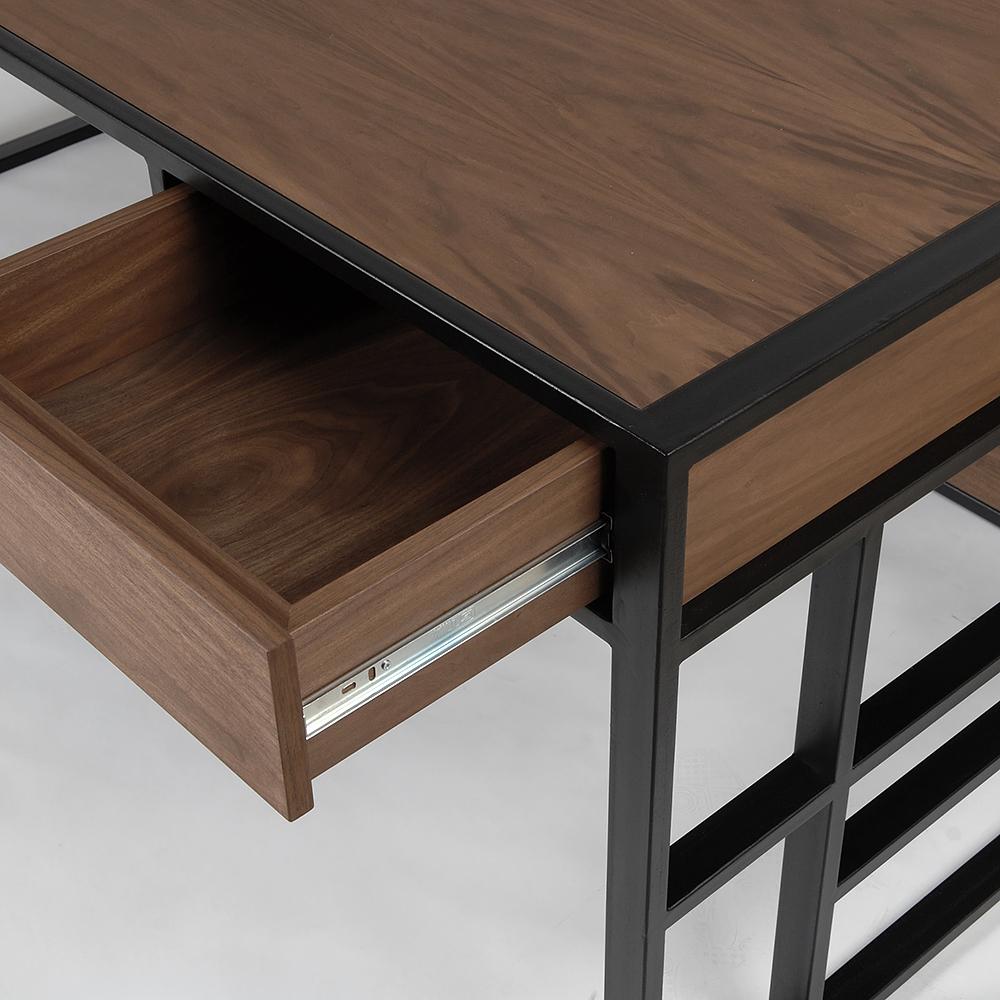 Рабочий стол Intelligent design Millenium black - вид 5