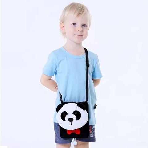 Сумка панда детская