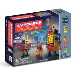 MAGFORMERS Магнитный конструктор Шагающий робот Walking Robot (63137)