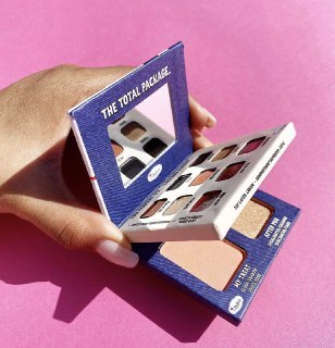 Палетка The Balm The Total Package Boyfriend Material