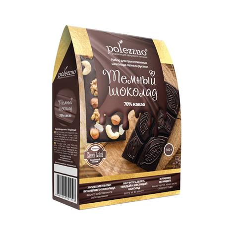 Polezzno Набор для приготовления шоколада