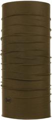 Бандана-труба летняя с защитой от насекомых Buff CoolNet Insect Shield Solid Military