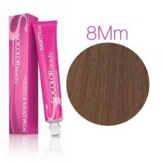 Matrix SOCOLOR.beauty: Mocha Mocha 8MM светлый блондин мокка мокка, краска стойкая для волос (перманентная), 90мл