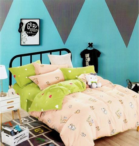 Подростковое постельное белье хлопок 1,5 сп. DOBY.