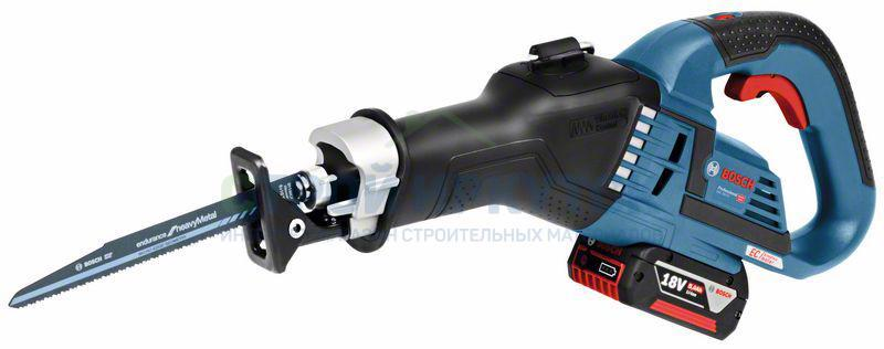 Пилы сабельные Аккумуляторная ножовка Bosch GSA 18V-32 (06016A8102) dc4222e64e4633ec5066730484536ea7