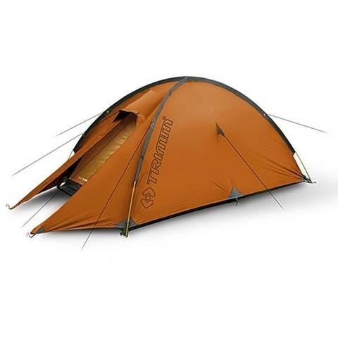 Туристическая палатка Trimm X3mm DSL, 2+1 (оранжевый)