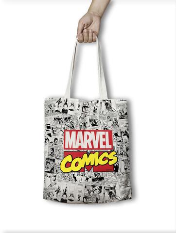 Хлопковая сумка Marvel Comics