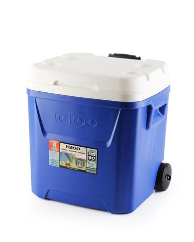 Изотермический контейнер (термобокс) Igloo Laguna 60 QT Roller (57 л.), синий