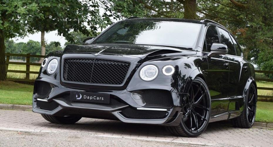 Обвес Onyx для Bentley Bentayga