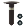 EPIVAC - Набор 3 предмета вакуумный насос и 2 пробки (set 3 pcs)