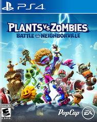 Plants vs. Zombies: Битва за Нейборвиль (PS4, русские субтитры)
