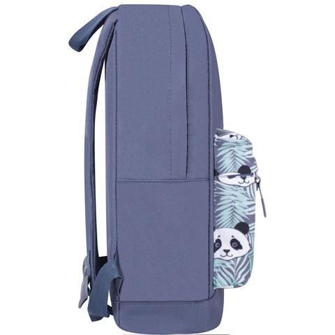 Рюкзак Bagland Молодежный W/R 17 л. Серый 764 (00533662)