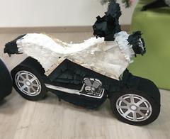 пиньята мотоцикл