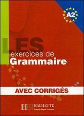 500 Exercices Grammaire A2 Livre + corriges