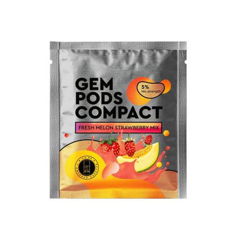 Gem Pods Compact (совместим с Logic) Земляничный фреш с дыней