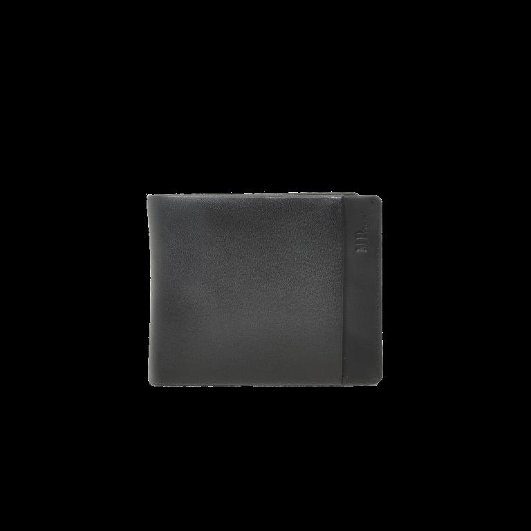 B123160R Preto - Портмоне MP с RFID защитой