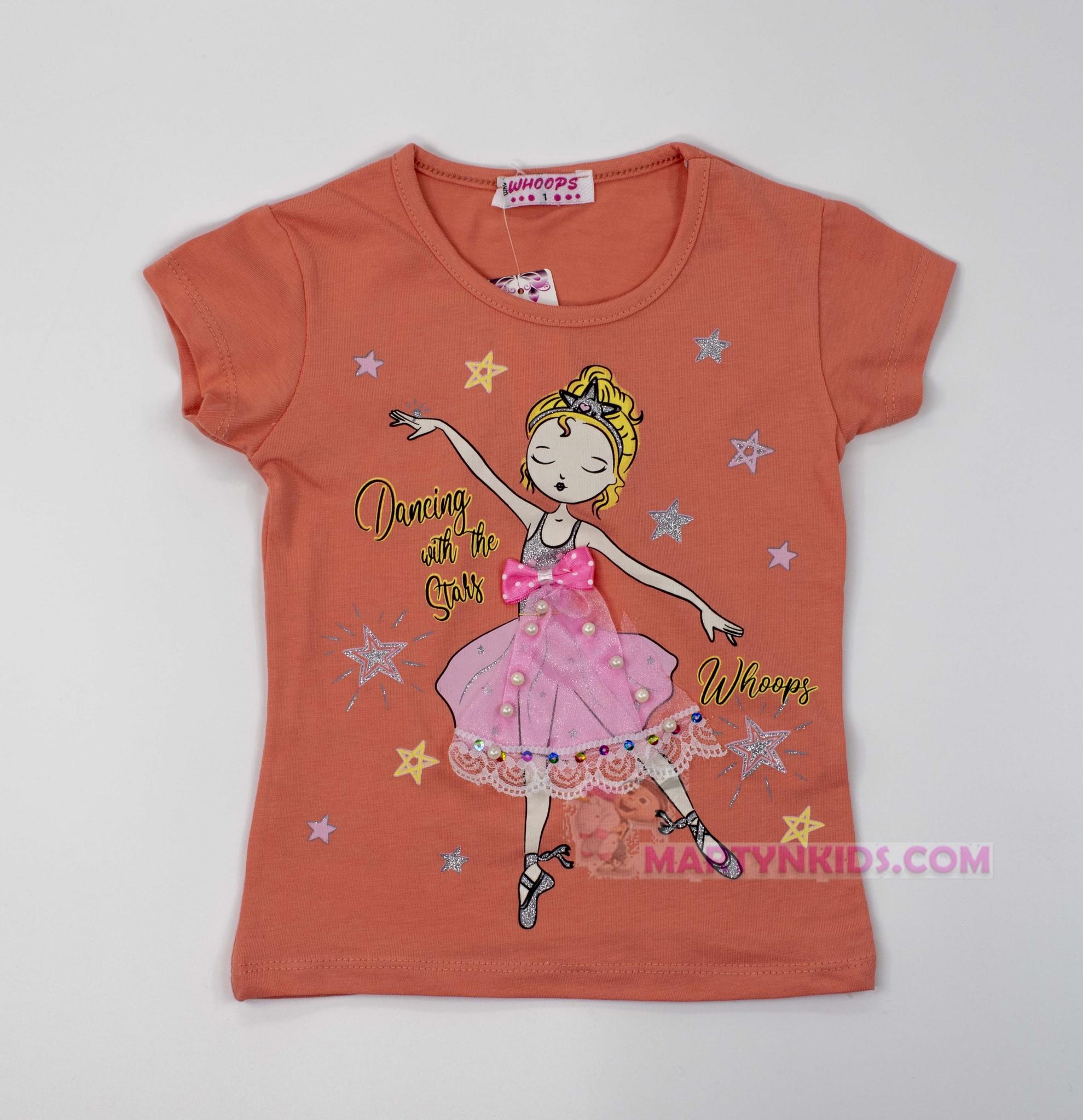 3512  футболка Балерина
