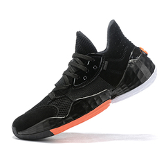 adidas Harden Vol. 4 'Black/Orange'