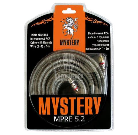 Провода межблочные Mystery MPRE 5.2
