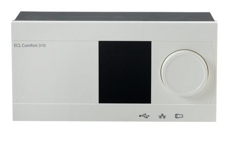 087H3044 Danfoss Электронный регулятор ECL Comfort 310 24 В