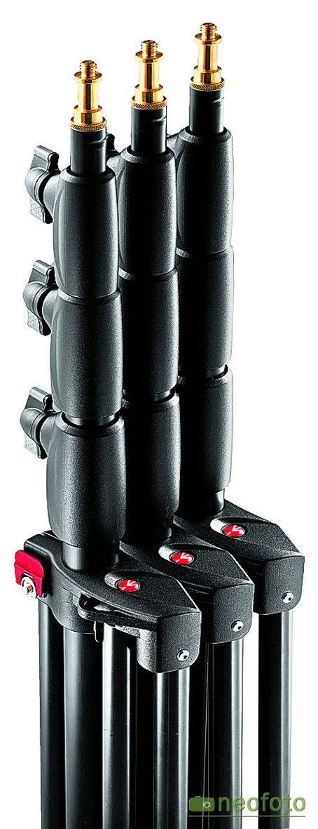 Набор из 3 стоек Manfrotto 1004BAC-3 3-Kit Master Stand
