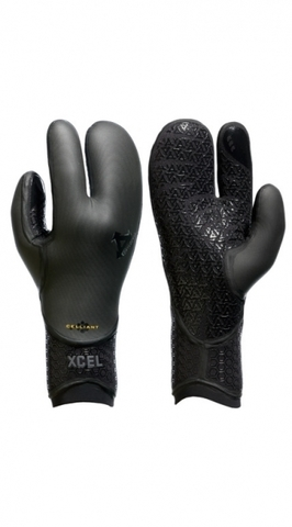 Перчатки XCEL Drylock TDC 3 Finger Glove 5mm