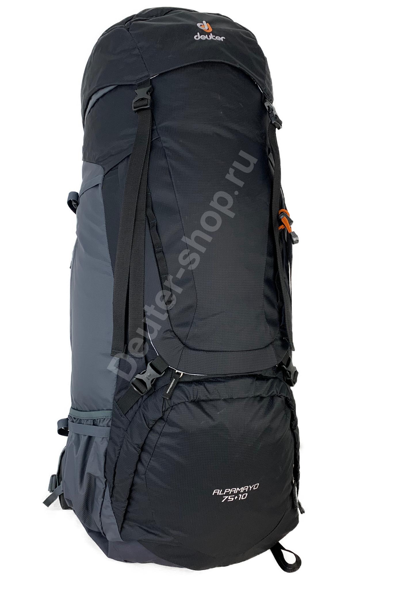 Туристические рюкзаки большие Рюкзак Deuter Alpamayo 75 + 10 (2020) A306B05F-7758-4C23-B1C1-8508F0259CFA.jpeg