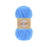 Пряжа Alize Softy морская волна 364