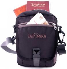 Сумка через плечо Tatonka Check IN Clip black - 2