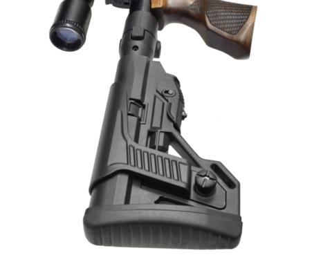 Jæger SP Карабин с колбой 6,35 мм Тактика (СКП) (прямоток, ствол AP 550 мм., полигональный без чока) 216SL/AP/B