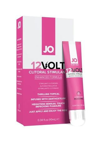 Возбуждающая сыворотка мощного действия JO Volt 12V - 10 мл.
