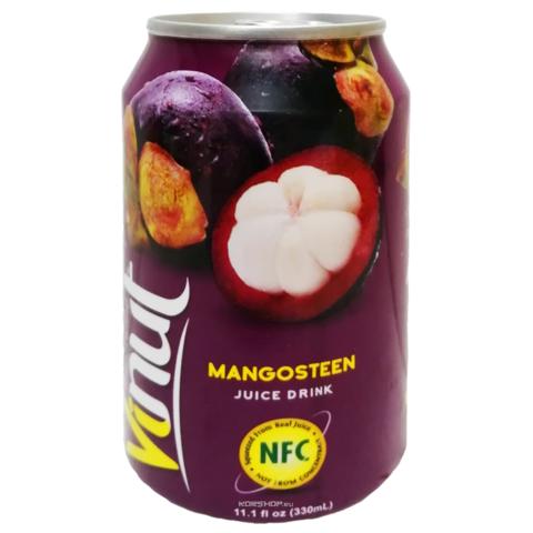 Сок мангостина Vinut - Коробка 24х330 мл.