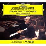 Friedrich Gulda, Claudio Abbado, Wiener Philharmoniker / Wolfgang Amadeus Mozart: Piano Concertos Nos. 20, 21, 25, 27 (2CD+Blu-ray Audio)