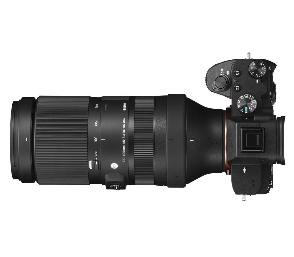 Sigma AF 100-400 мм F/5-6.3 DG DN OS E купить в Sony Centre Воронеж