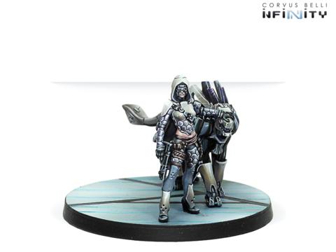 Andromeda, Sophistes of the Steel Phalanx (Submachine gun)