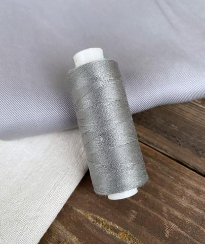 Нитки Dor Tak 696, серый