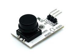 Модуль кнопки (черный)
