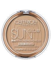 Catrice - пудра компактная с эффектом загара матирующая