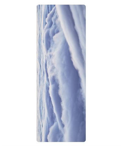 Коврик для йоги из ПВХ Природа 183*61*0,4 см