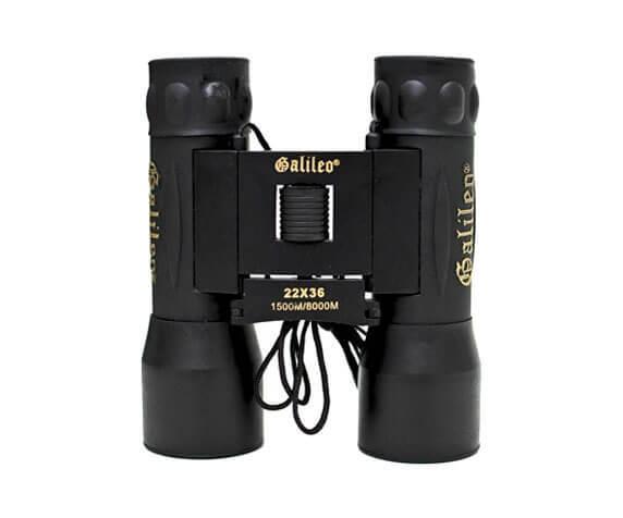 Бинокль GALILEO 22x36 - фото 3