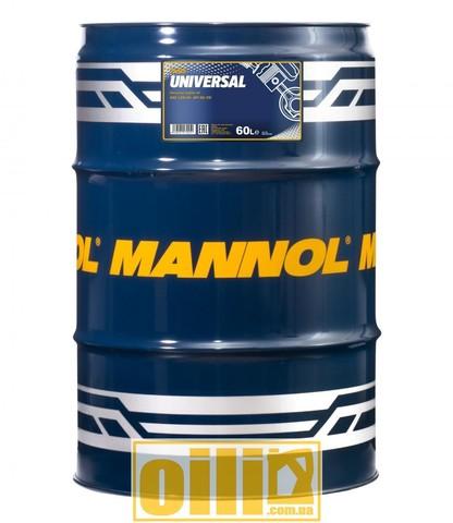 Mannol 7405 UNIVERSAL 15W-40 60л