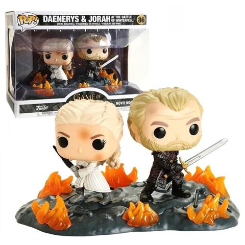 Daenerys & Jorah: Game of Thrones Funko Pop! Vinyl Figure    Дейнерис и Джорах