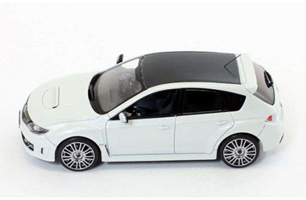 Коллекционная модель Subaru Impresa STi Carbon Edition 2010