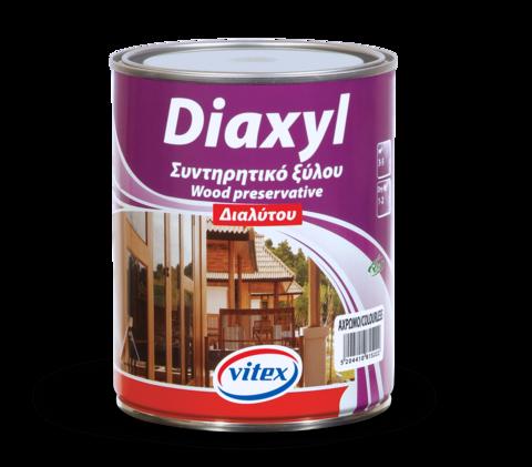 Покрытие защитное для дерева алкидное Diaxyl
