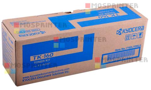 TK-160 для Kyocera Mita FS 1120 Series